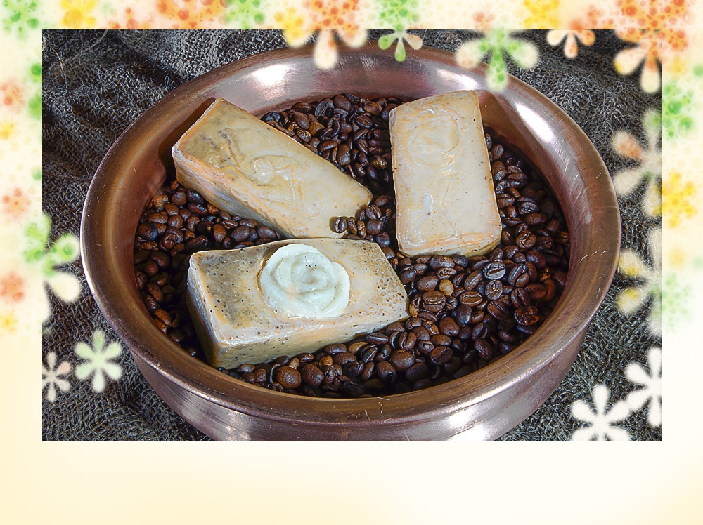 south indian filter coffee soap