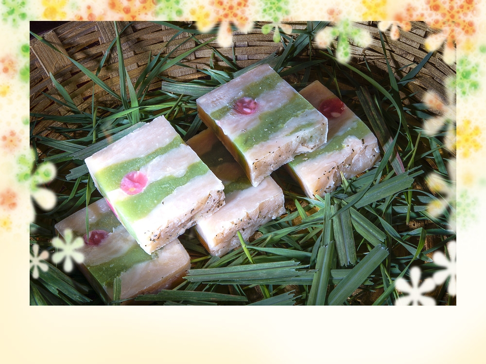 lemongrass grapefruit soap