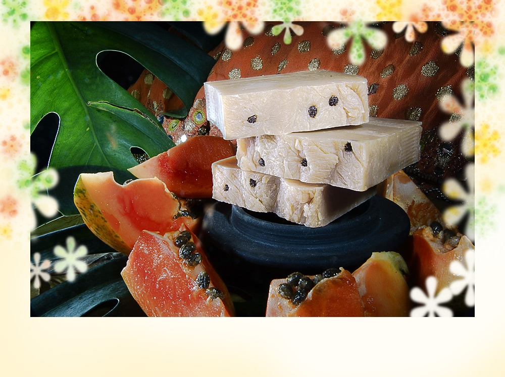 papaya pari soap